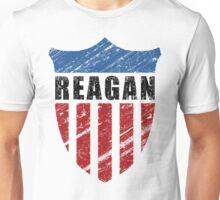 Reagan Patriot Shield Unisex T-Shirt