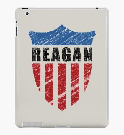 Reagan Patriot Shield iPad Case/Skin