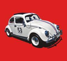 Herbie the Volkswagen (Replica) Kids Tee