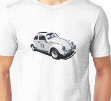 Herbie the Volkswagen (Replica) Unisex T-Shirt