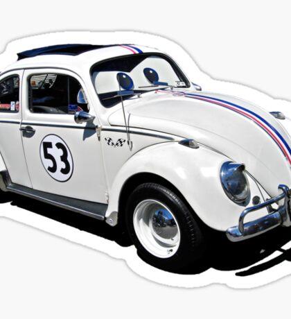 Herbie the Volkswagen (Replica) Sticker