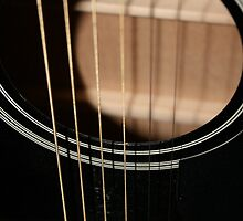 Guitar Strings by KiaPhotography