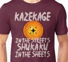 Kazekage In the Streets Unisex T-Shirt
