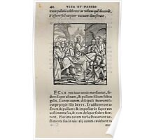 Contemplation Life and Passion Our Lord Jesus Christ Albrecht Durer 1557 0046 Poster