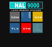 HAL 9000 Black Edition Unisex T-Shirt