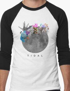 Tidal Men's Baseball ¾ T-Shirt