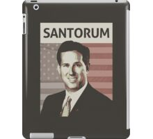 Rick Santorum iPad Case/Skin