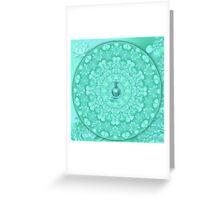 Lotus Buddha Greeting Card