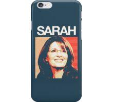 Sarah Palin iPhone Case/Skin