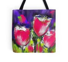 Tulip Types  Tote Bag