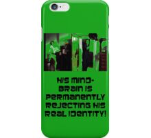 Archer 007.296 iPhone Case/Skin