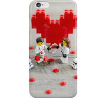 Building Our Lives Together iPhone Case/Skin