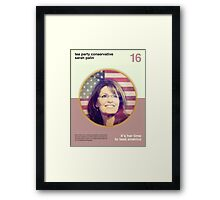Her Time To Lead Framed Print