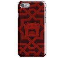 Evil Gargoyle iPhone Case/Skin