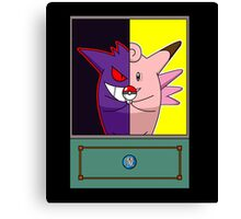 Change of Heart - Pokemon Edition Canvas Print