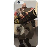 Team Fortress 2 - The Heavy iPhone Case/Skin