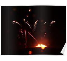 Fireworks Frenzy  Poster