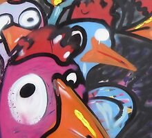 The chicks by Jasper Sman