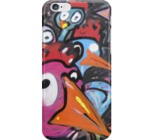 The chicks iPhone Case/Skin