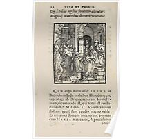 Contemplation Life and Passion Our Lord Jesus Christ Albrecht Durer 1557 0026 Poster