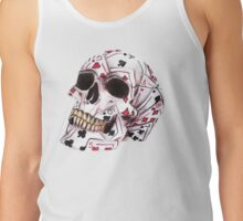 Skull of Cards Tank Top