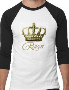 Reign! Men's Baseball ¾ T-Shirt