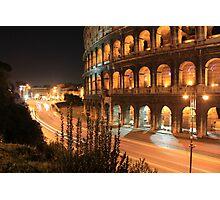 Amphitheatrum Flavium Photographic Print
