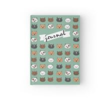Hearty Cats Hardcover Journal