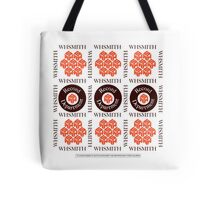 WH Smith Records Tote Bag