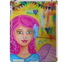 Nala - Whimsy Girl iPad Case/Skin