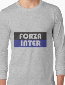 inter Long Sleeve T-Shirt