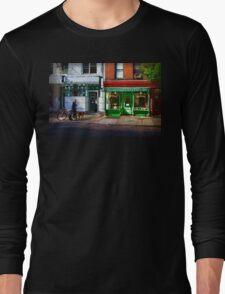 Soho Street Scene Long Sleeve T-Shirt