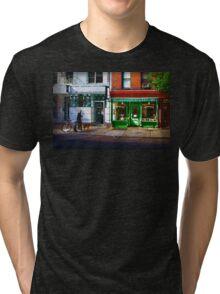 Soho Street Scene Tri-blend T-Shirt