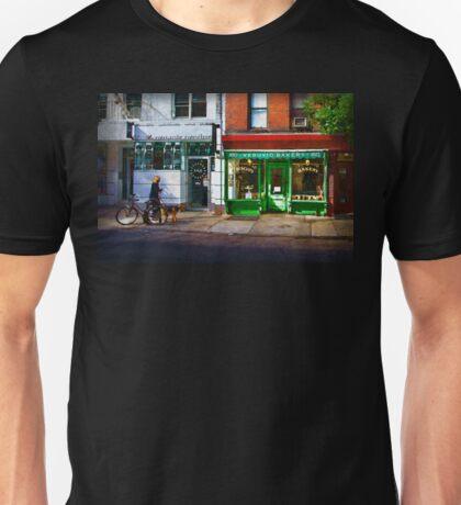 Soho Street Scene Unisex T-Shirt
