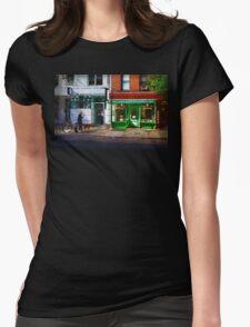 Soho Street Scene Womens Fitted T-Shirt