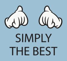 Simply The Best (Hands / Pos) Kids Clothes