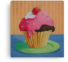 Cupcake 1 Canvas Print