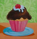 Cupcake 2 by nancy salamouny