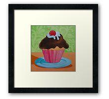 Cupcake 2 Framed Print