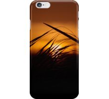 Shadow Grass iPhone Case/Skin