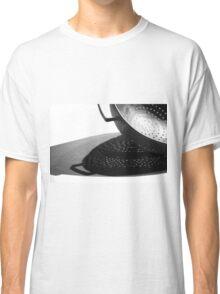 Kitchen Colander Shadows & Light Classic T-Shirt