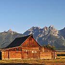 John Moulton Barn by Caleb Ward