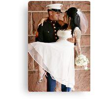 Mr. & Mrs. Carter Canvas Print