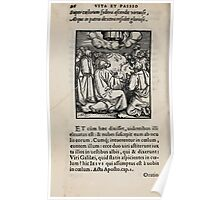 Contemplation Life and Passion Our Lord Jesus Christ Albrecht Durer 1557 0100 Poster