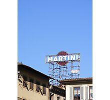 Martini  Photographic Print
