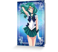 Sailor Neptune Greeting Card