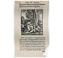 Contemplation Life and Passion Our Lord Jesus Christ Albrecht Durer 1557 0008 Poster
