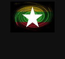Myanmar Twirl Unisex T-Shirt