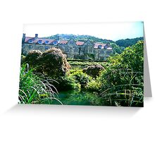 Charterhouse Mount Grace Priory Greeting Card