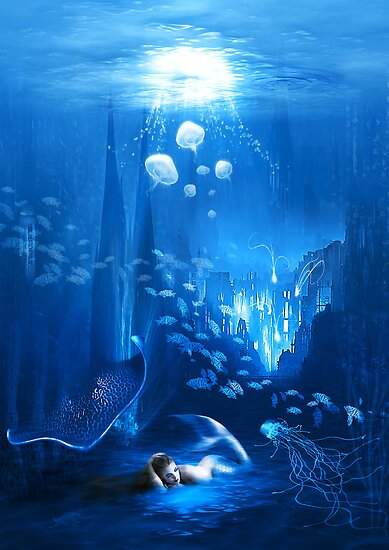 Underwater World by Svetlana Sewell